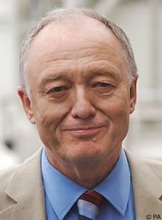 Ken Livingstone (Daily Mail)