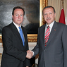 Cameron (L.) meeting Erdogan (Sky News)