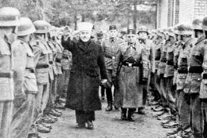 Mohammad Amin al-Husayni (The Mufti) cleared by Achcar of all charges of conspiring with the Nazis