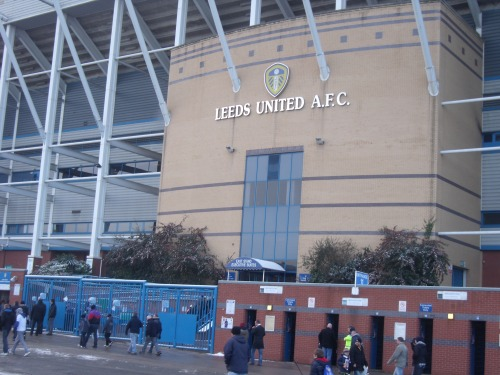 Elland Road on Saturday