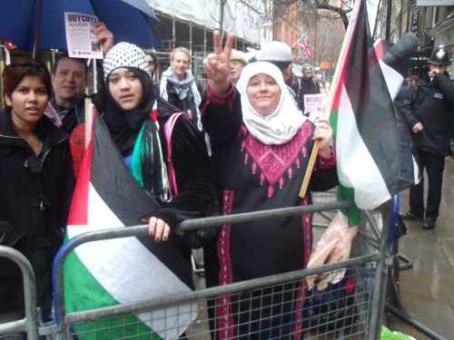 We just want peace...as long as it involves the end of Israel.
