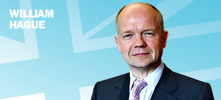 "William Hague - ""We say again that the blockade of Gaza is unsustainable and unacceptable."" (Conservatives.com)"