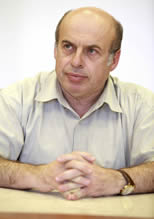 Natan Sharansky: Chairman of Jewish Agency and former Soviet Prisoner