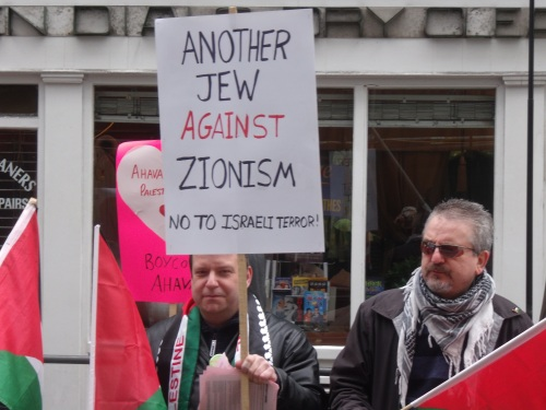 Another Jew Against Zionism? You and whose army?