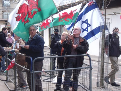 Freedom for Wales!