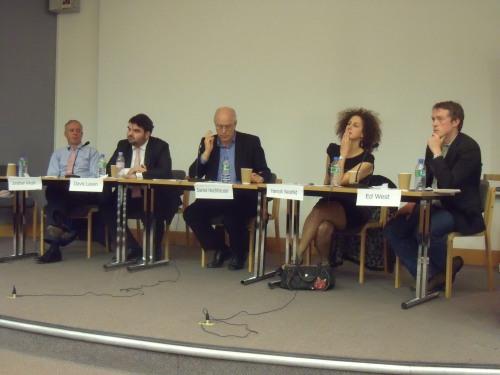 Jonathan Arkush, Davis Lewis, Daniel Hochhauser (Chair), Hannah Weisfeld, Ed West.