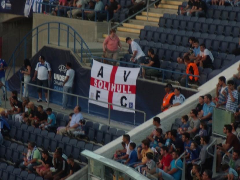 Aston Villa on your.