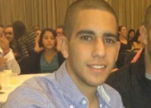 Gal Kobi who was killed by a Palestinian sniper.