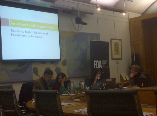 Ismail Patel, Yasmin Qureshi MP, Megan Driscoll, Linda Ramsden in Parliament .