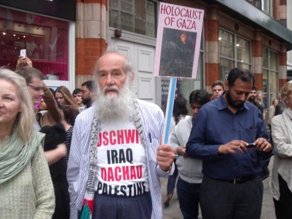 A sickening display of antisemitic propaganda disguised as