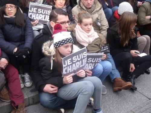 """London says """"Je suis Charlie"""", """"Je suis Ahmed"""", """"Je suis Juifs"""""""