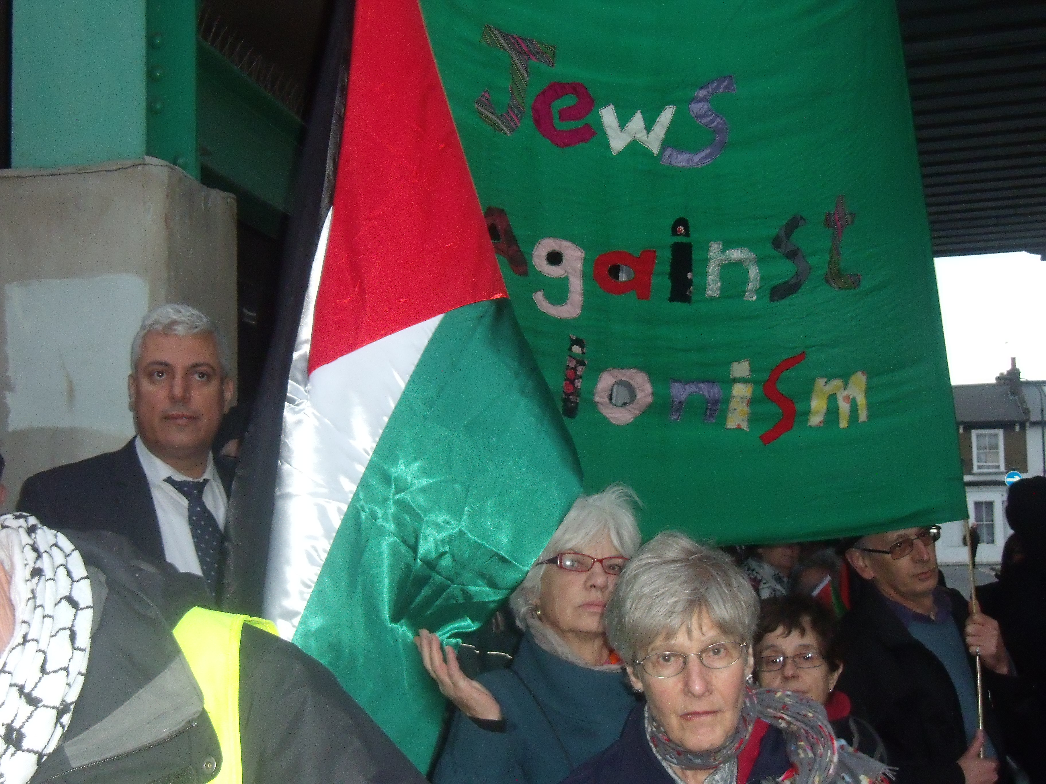 A few rebellious Jews as ever.