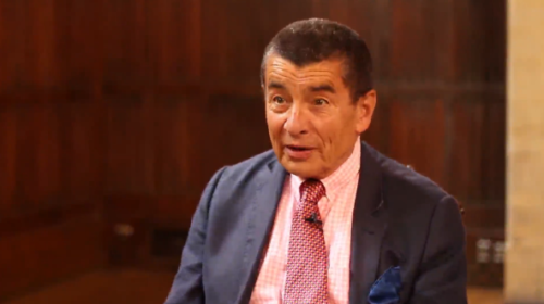 Professor Sir Geoffrey Nice QC (credit: Gresham College)