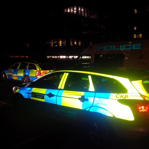 Police called to SOAS event last night but they didn't know why.